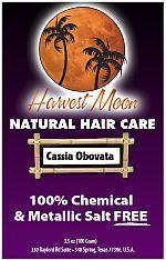 cassia obovata hair conditioner