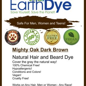 Natural Dark Brown Hair Dye