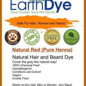 natural red hair dye