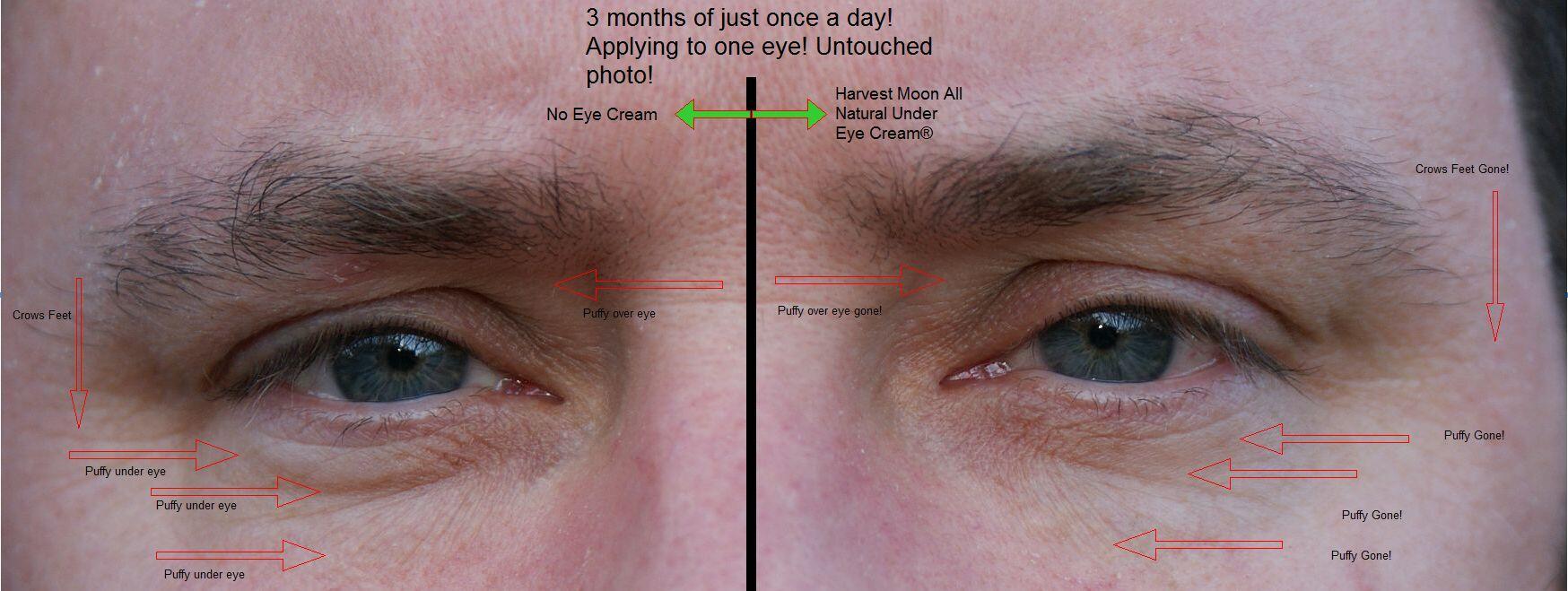 Paraben Free Under Eye Cream 9 Oz