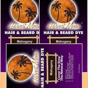 Natural Beard Dye 3 Packs