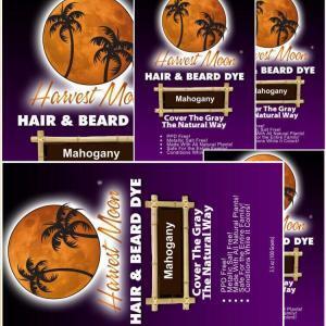 Henna Hair Dye 5 Packs