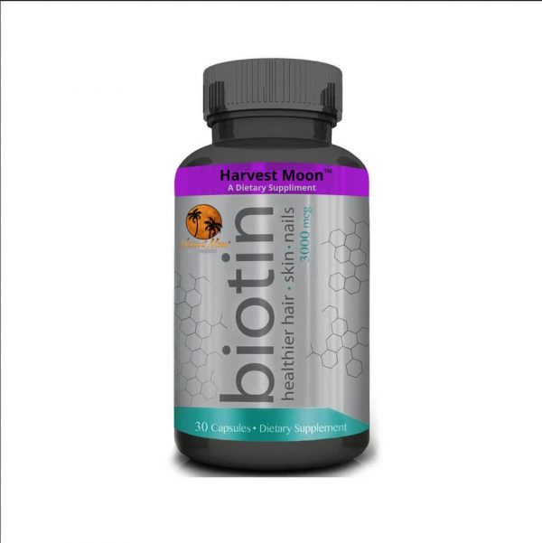 harvest moon biotin supplement